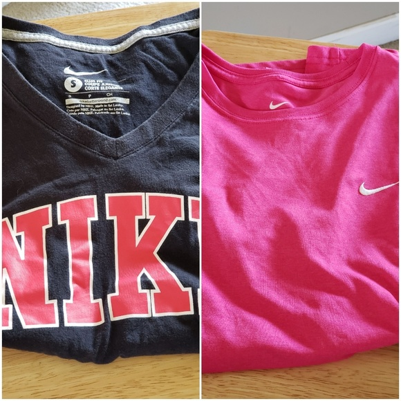 nike t shirts 2 for 20